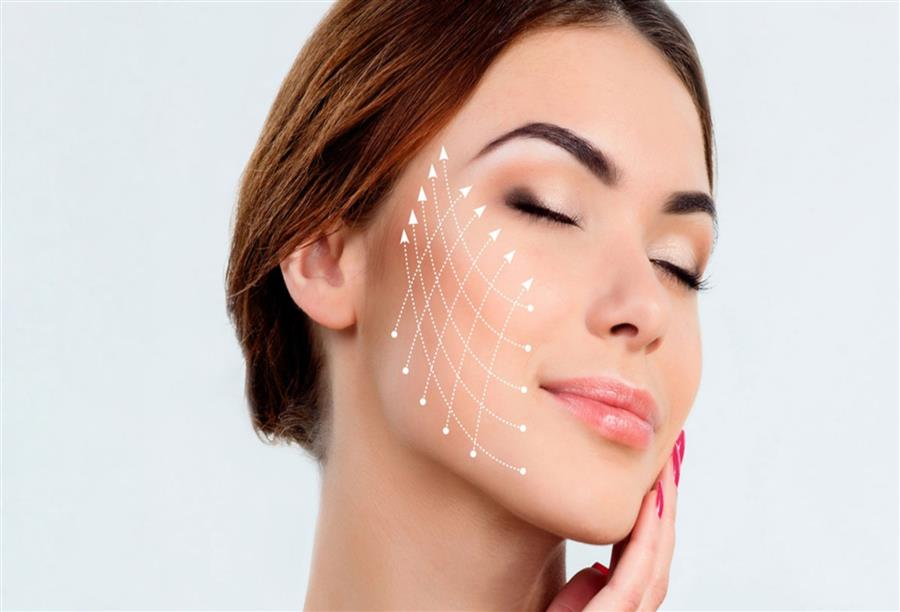 aa55e79c1 جراحة شد الوجه بالخيوط .. عملية بسيطة وفعالة تجرى فى العيادة - الجمال.نت