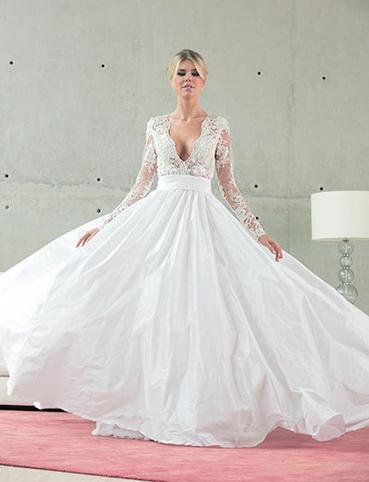 01aec36e25757 فستان العروس في لبنان .. بين الأستئجار أو الشراء - الجمال.نت