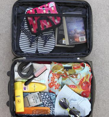 43ae91c4cde89 6 نصائح للتحكم في وزن حقيبة السفر - الجمال.نت