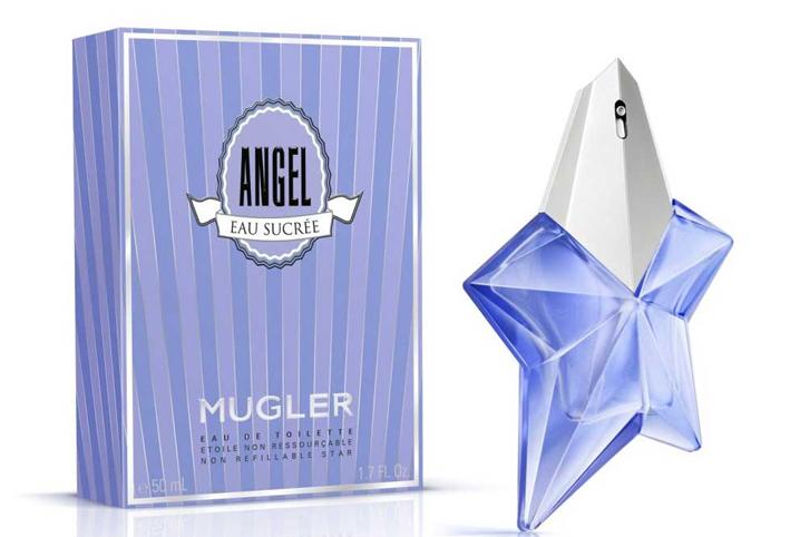 daaa53881 عطر ملائكة الربيع من Thierry Mugler Angel Eau Sucree 2017 - الجمال.نت