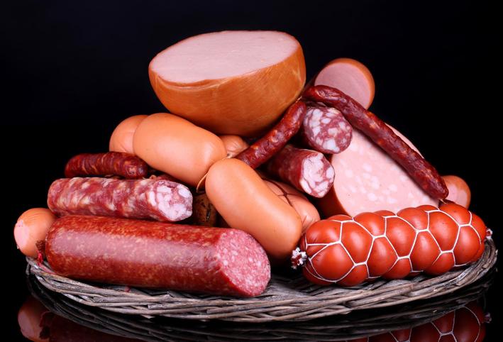 Image result for - اللحوم المصنعة: