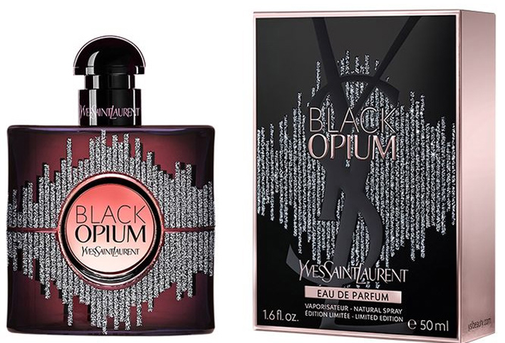 8fc18472a عطر الجرأة والثقة Yves Saint Laurent Opium Sound ILLIUSION Limited Edition  Falcon