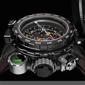 04e743daa ساعة «ميليناري كربون وان»..120 نسخة فقط تتميز بالخفة والصلابة