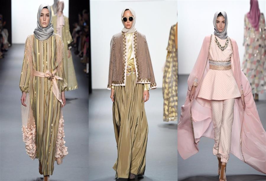 589061c9b8334 اتجاهات الأزياء العالمية تتأثر في الوقت الحالي بالتصميمات العربية ...