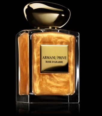 b0529c694 سحر الزهور العربية يقدمه لكم جورجيو أرماني من خلال عطر Armani Prive Rose  d'Arabie
