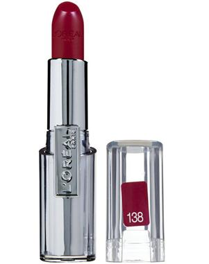 فوشيا من لوريالINFALLIBLE LE ROUGE LIPCOLOR IN FOR