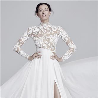 e682b343605db أناقة هي · للمرأة العصرية فساتين زفاف بطابع جديد جدا المزيد