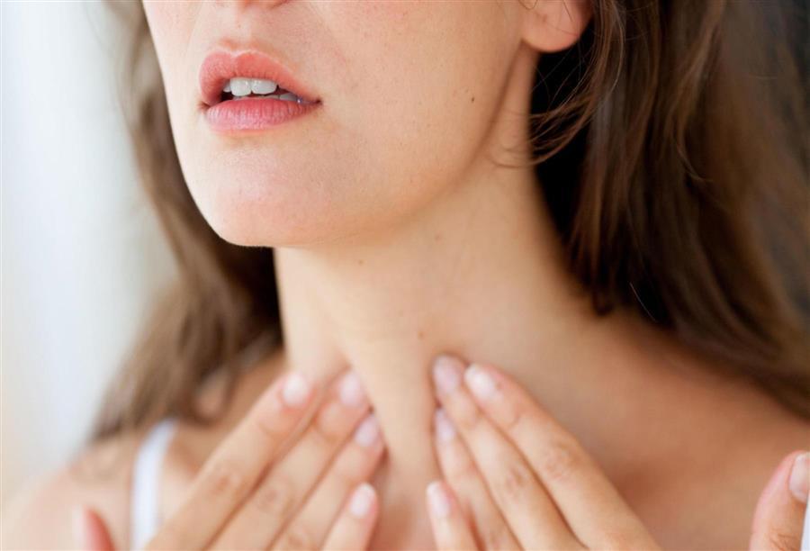 طرق أكتشاف مرض سرطان الغدة الدرقية الجمال نت