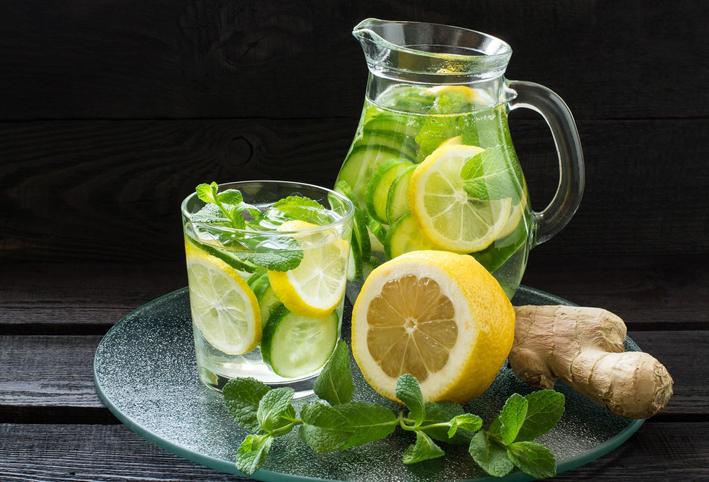 فوائد تناول خليط الماء والليمون في الصباح 46253
