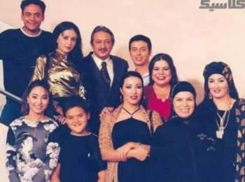 عائلة الحاج متولي فريق التمثيل